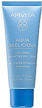 Kup Lekki nawilżający żel-krem - Apivita Aqua Beelicious Light Gel-Cream