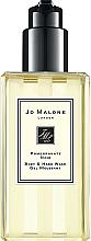 Kup Jo Malone Pomegranate Noir - Żel do mycia do rąk i ciała
