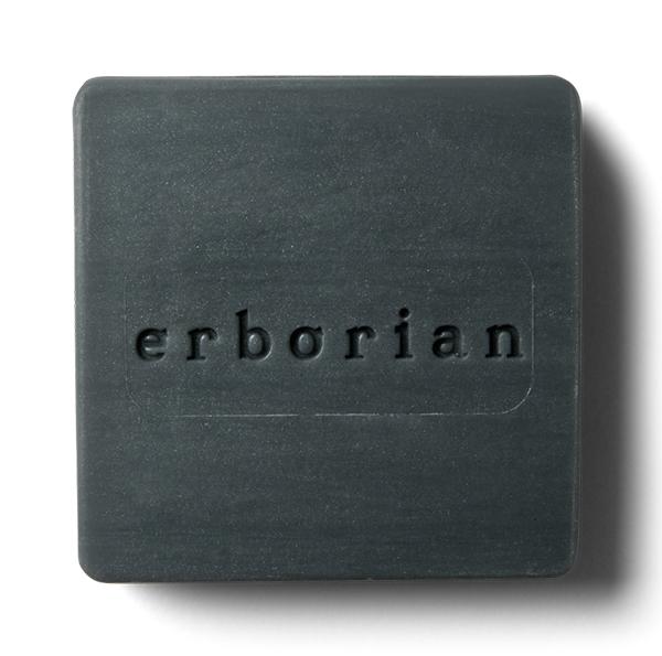 Oczyszczające mydło do twarzy z węglem - Erborian Black Soap Purifying Face Soap — фото N2