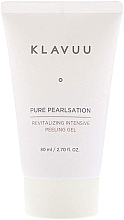 Kup Rewitalizujący żel peelingujący do twarzy - Klavuu Pure Pearlsation Revitalizing Intensive Peeling Gel
