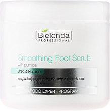 Kup Wygładzający peeling do stóp z pumeksem - Bielenda Professional Podo Expert Program Smoothing Foot Scrub With Urea and Pumice