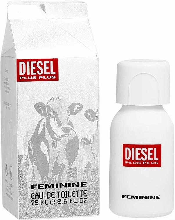 Diesel Plus Plus Feminine - Woda toaletowa