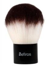 Kup Pędzel kabuki - Sefiros Black & White Kabuki Brush