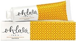 Kup Pasta do zębów Pomarańcza i mięta - Ohlala Orange & Mint