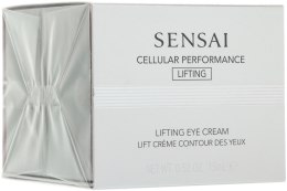 Kup Liftingujący krem do skóry wokół oczu - Kanebo Sensai Cellular Performance Lifting Eye Cream