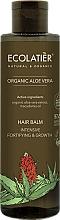 Kup Intensywnie wzmacniający balsam przyspieszający wzrost włosów - Ecolatier Organic Aloe Vera Hair Balm