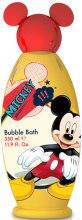 Kup Petite Beaute Mickey And Friends Mickey Mouse - Organiczny płyn do kąpieli