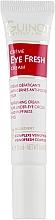 Kup Odświeżający krem przeciw cieniom pod oczami - Guinot Eye Fresh Cream