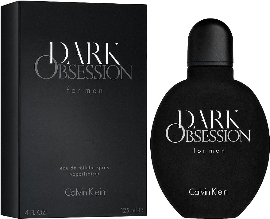 Calvin Klein Dark Obsession - Woda toaletowa — фото N2