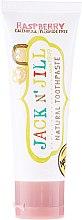 Kup Naturalna pasta do zębów dla dzieci Malina - Jack N' Jill Toothpaste Raspberry
