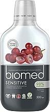 Kup Antybakteryjny płyn do płukania ust Winogrona - Biomed Sensitive