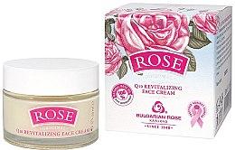 Kup Różany krem rewitalizujący do twarzy - Bulgarian Rose Q10 Revitalizing Face Cream