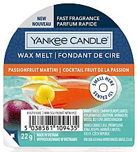 Kup Aromatyczny wosk do kominka - Yankee Candle Wax Melt Passion Fruit Martini
