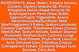 Regenerujący krem do twarzy na noc - Dr. Botanicals Turmeric Superfood Restoring Night Moisturiser — фото N4