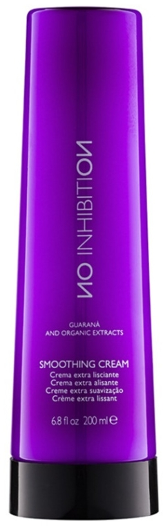 Wygładzający krem do włosów - No Inhibition Styling Smoothing Cream — фото N1