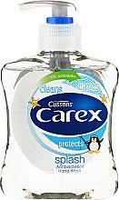 Kup Antybakteryjne mydło w płynie do rąk - Carex Splash Delfini Pingwin Hand Wash
