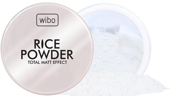 Sypki puder ryżowy - Wibo Rice Powder