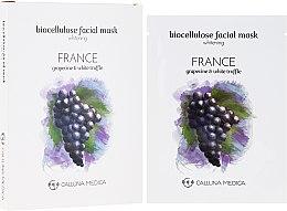 Kup Rozjaśniająca maseczka w płachcie z bionanocelulozy do twarzy - Calluna Medica France