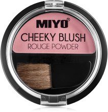 Kup Róż do policzków - Miyo Cheeky Blush Rouge Powder