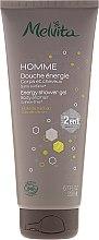 Kup Szampon i żel pod prysznic 2 w 1 dla mężczyzn - Melvita Homme Body And Hair 2 In 1 Energy Shower Gel