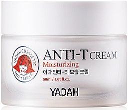 Kup Nawilżający krem do cery tłustej i problematycznej - Yadah Anti-T Moisturizing Cream