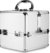 Kup Kuferek kosmetyczny, srebrny - NeoNail Professional