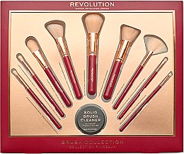 Kup Zestaw pędzli do makijażu - Makeup Revolution Brush Collection