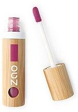 Matowa szminka w płynie do ust - Zao Lip Ink — фото N1