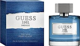 Kup Guess 1981 Indigo For Men - Woda toaletowa