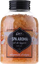 Kup PRZECENA! Sól do kąpieli Odżywcza słodycz - Cari Spa Aroma *