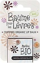 Kup Balsam do ust Czekolada - Marilou Bio Certified Organic Lip Balm Chocolate