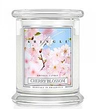 Kup Świeca zapachowa w słoiku - Kringle Candle Cherry Blossom