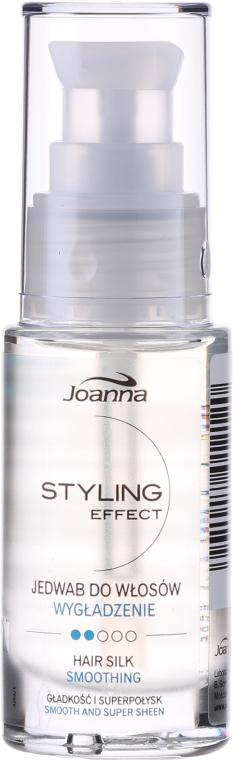 Jedwab do włosów - Joanna Styling Effect