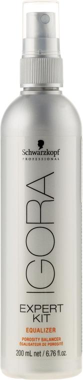 Płyn wyrównujący strukturę włosa - Schwarzkopf Professional Igora Expert Kit Equalizer — фото N1