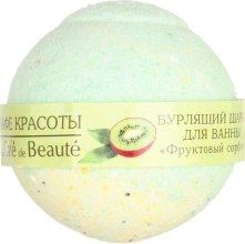 Kup Kula do kąpieli Sorbet owocowy - Le Café de Beauté Bubble Ball Bath