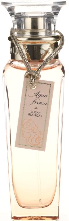 Adolfo Dominguez Agua Fresca de Rosas Blancas - Woda toaletowa — фото N2