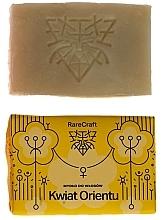 Kup Mydło do włosów Kwiat orientu - RareCraft