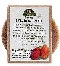 Kup Mydło z olejem z opuncji - Efas Saharacactus Opuntia Ficus Soap