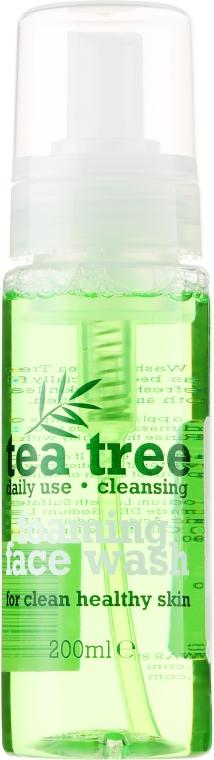 Oczyszczająca pianka do mycia twarzy Drzewo herbaciane - Xpel Marketing Ltd Tea Tree Foaming Face Wash