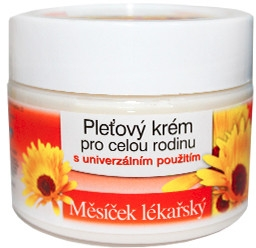 Uniwersalny krem rodzinny z nagietkiem - Bione Cosmetics Calendula Universal Cream For The Whole Family