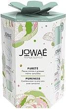 Kup Zestaw do cery tłustej i mieszanej - Jowaé Pureness (fluid 40 ml + mist 50 ml)