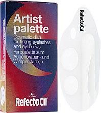 Pojemnik do mieszania farby do brwi i rzęsy - RefectoCil Artist Palette — фото N3