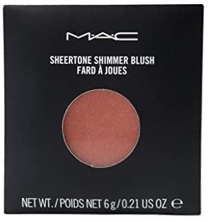 MAC Sheertone Shimmer Blush Refill - Rozświetlający róż do policzków (wymienny wkład)