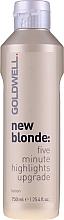 Kup Rozjaśniający lotion - Goldwell New Blonde Lotion
