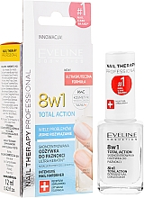 Kup Preparat do regeneracji paznokci 8 w 1 - Eveline Cosmetics Nail Therapy Total Action 8 in 1