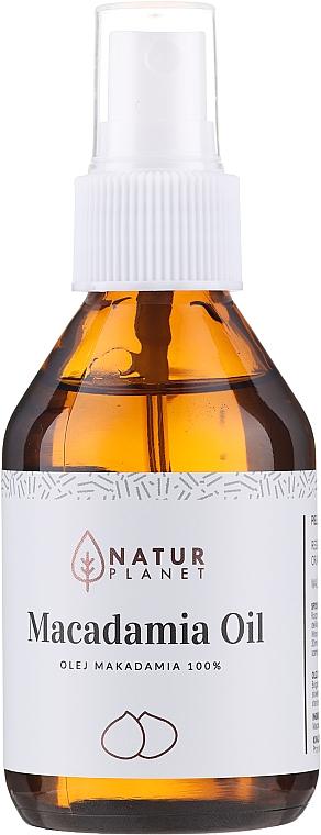 100% olej makadamia - Natur Planet Macadamia Oil 100%