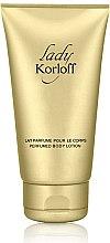 Kup Korloff Paris Lady Korloff - Perfumowane mleczko do ciała
