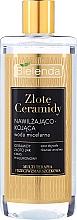 Kup Nawilżająco-kojąca woda micelarna do cery dojrzałej i wrażliwej - Bielenda Golden Ceramides