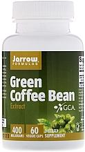 Kup Ekstrakt z ziaren zielonej kawy w kapsułkach - Jarrow Formulas Green Coffee Bean Extract 400mg