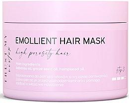 Kup Emolientowa maska do włosów wysokoporowatych - Trust My Sister High Porosity Hair Emollient Mask
